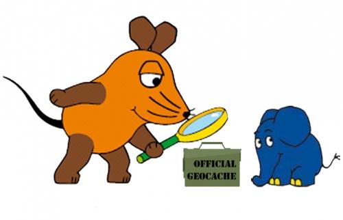 Die Maus Geocoin Elefant Geocoin Wiki